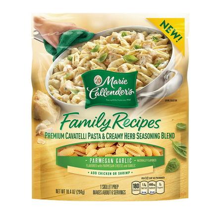 Marie Callender\'s Parmesan Garlic Family Recipes, 10.4 oz - Walmart.com