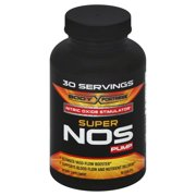 US Nutrition Body Fortress  Super NOS Pump, 90 ea