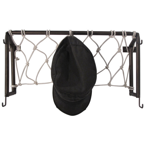 Metrotex Designs Hall of Fame Soccer Goal Post Coat Rack