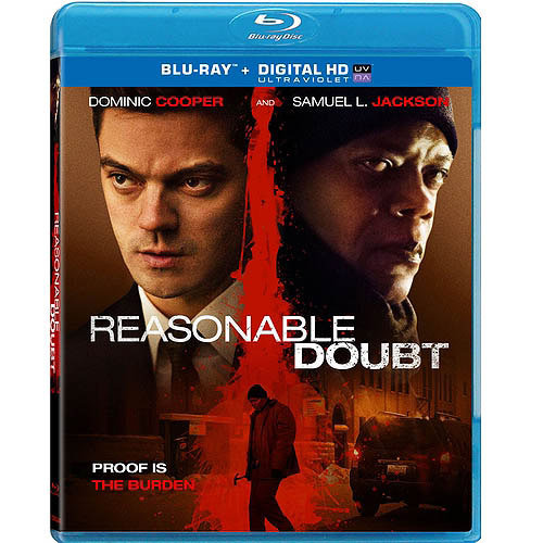 Reasonable Doubt (Blu-ray + Digital HD) (With INSTAWATCH) (Widescreen)