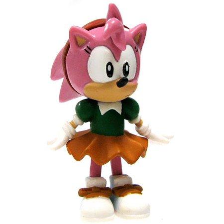 Sonic The Hedgehog Amy 2  Pvc Figure  Loose