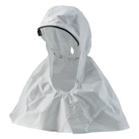 3M Personal Safety Division Versaflo Head, Neck and Shoulder Cover, for M-100 & M-300 Headtops