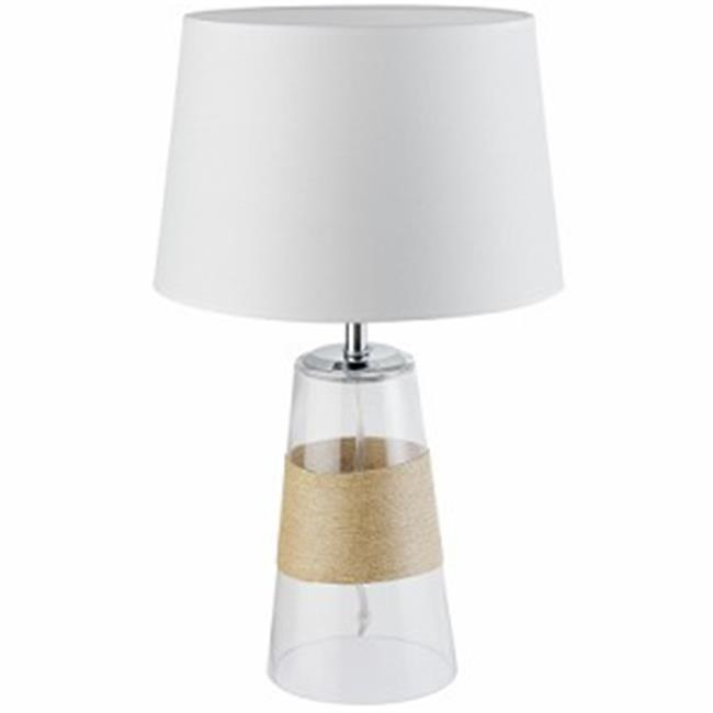 Globe Electric 222146 19.7 in. Table Lamp - Clear - image 1 de 1