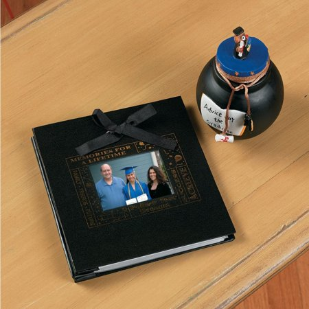 Deluxe Graduation Photo Album - Graduation Photo Album