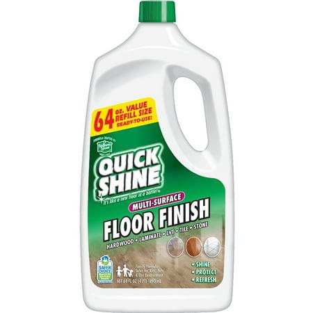 Quick Shine Multi-Surface Floor Finish 64 fl oz