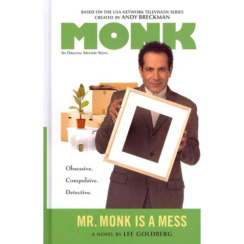 Mr. Monk Is a Mess