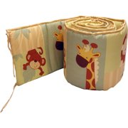 Little Bedding By Nojo Safari Kids Crib