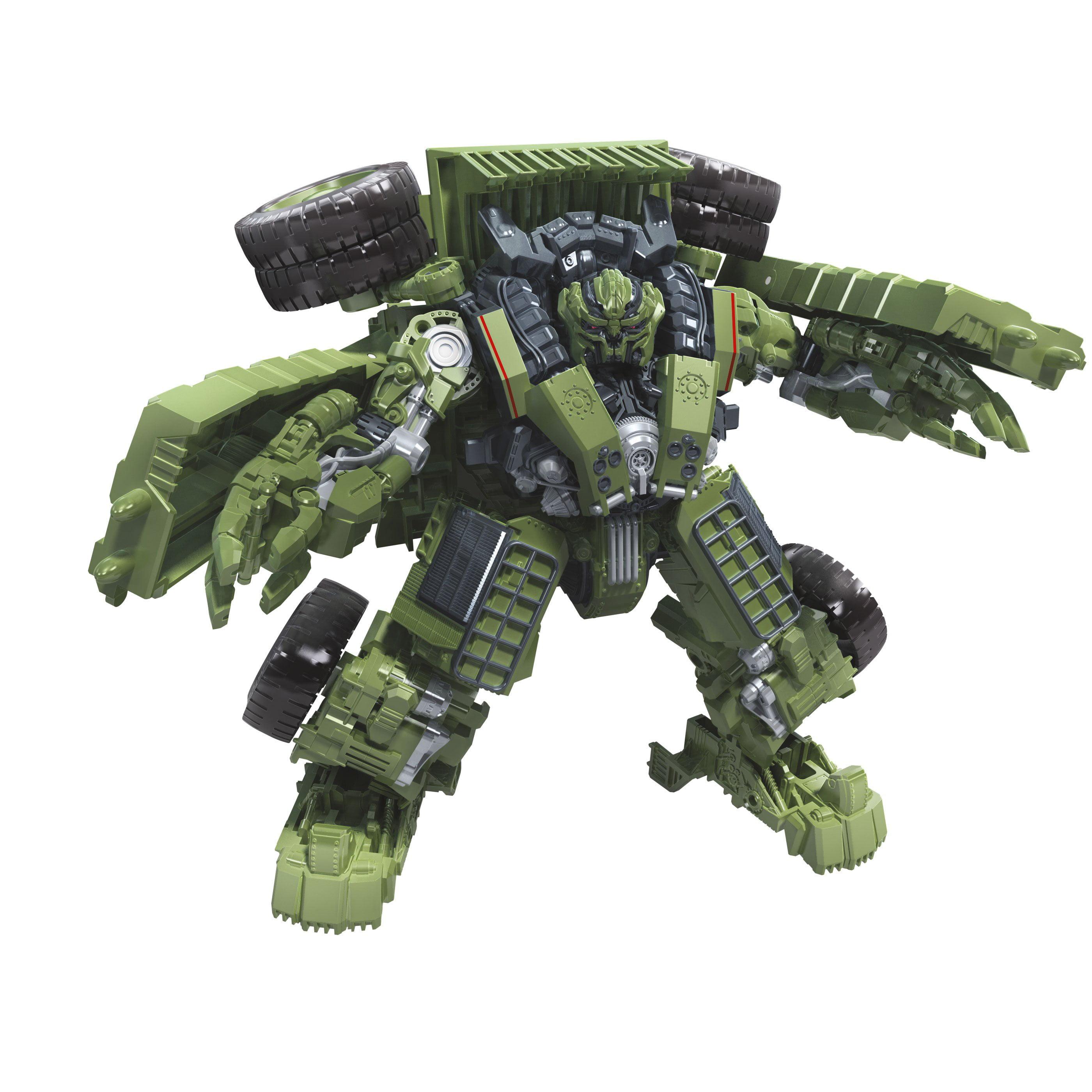 Transformers LONG HAUL Studio Series 42 Takara Tomy Hasbro Voyager Action Figure