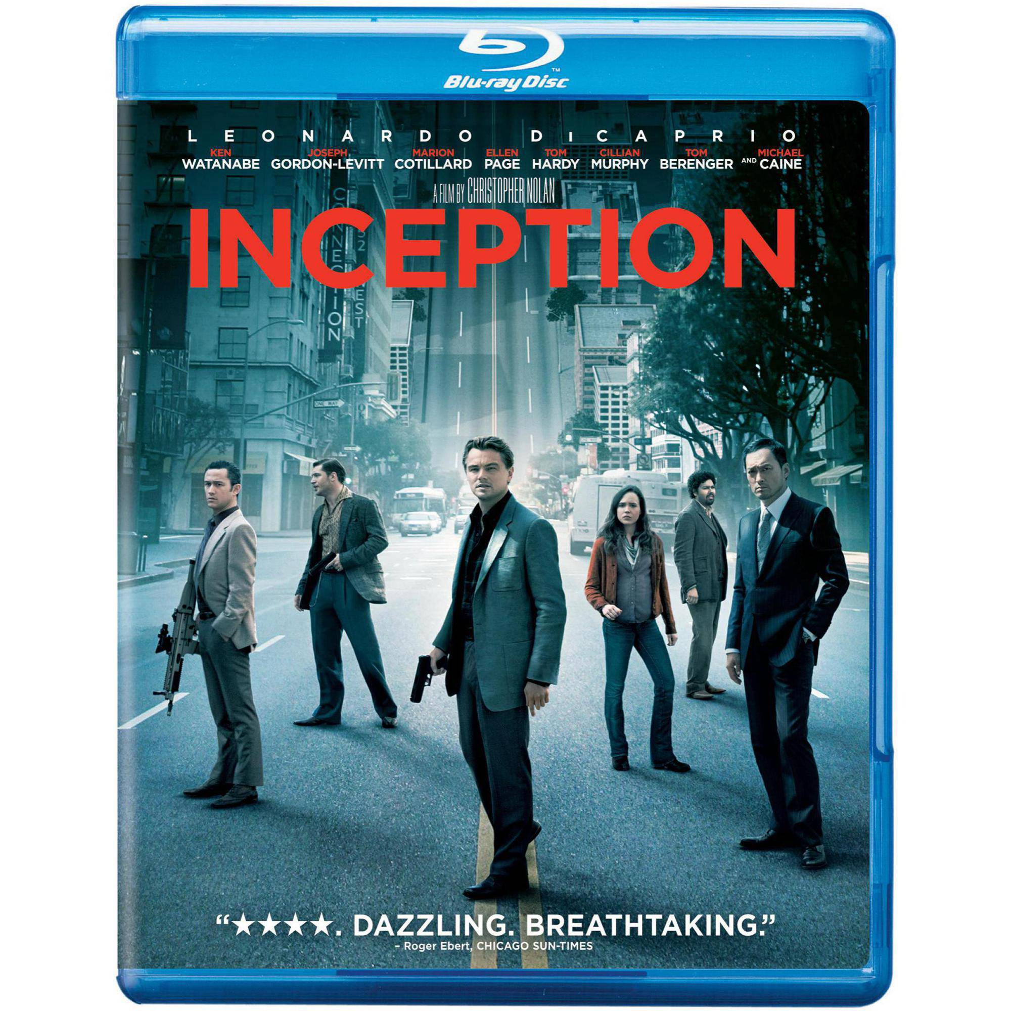Inception (Blu-ray) (Widescreen)