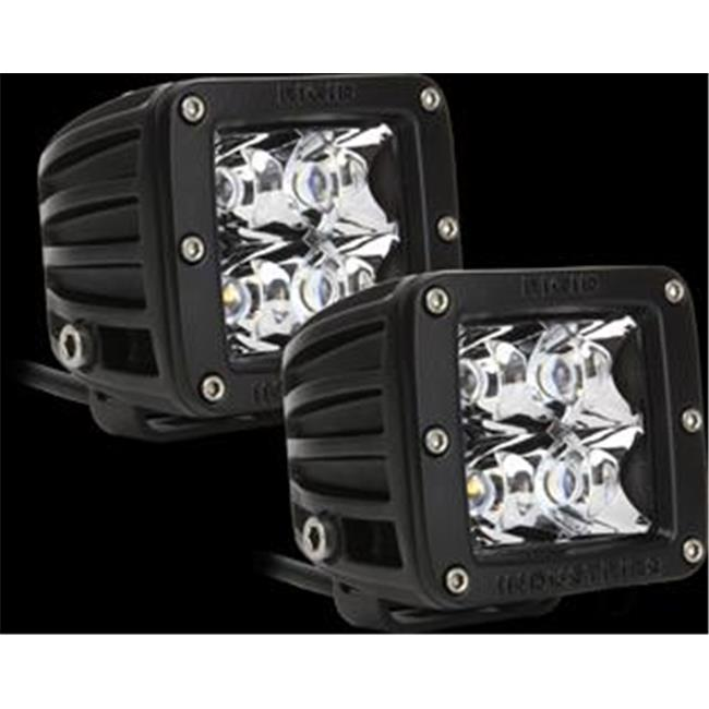 Rigid Ind 20221 D-Series Dually Light, 2 Set