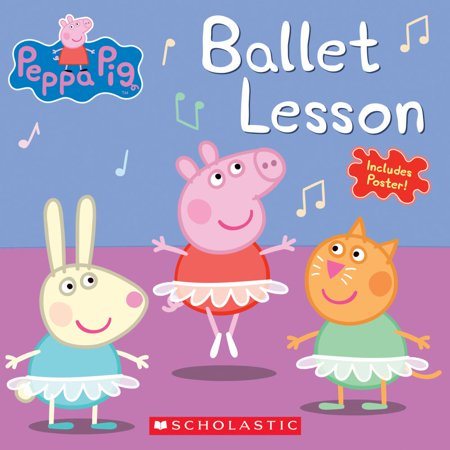 - Ballet Lesson (Peppa Pig)