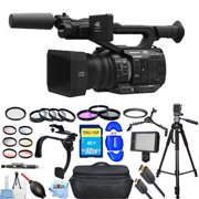 Panasonic AG-UX90 4K/HD Professional Camcorder SUPER MEGA BUNDLE
