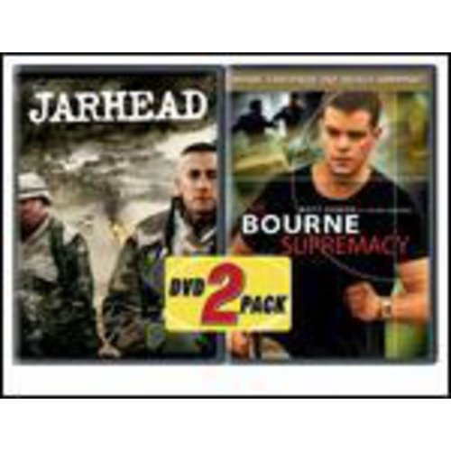 Jarhead / The Bourne Supremacy (Widescreen)