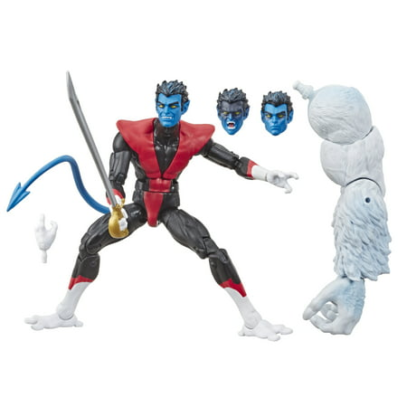 Hasbro Marvel Legends Series Collectible Action Figure Nightcrawler