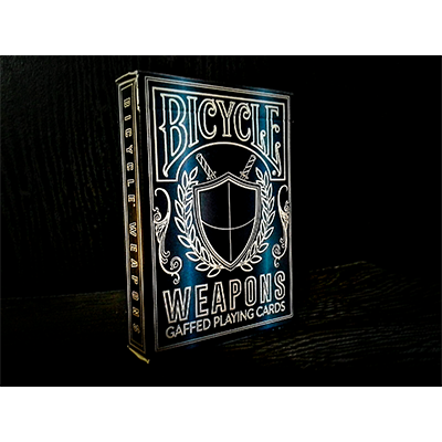 Weapons  Deck And Online Video Instructions  By Eric Ross   Trick