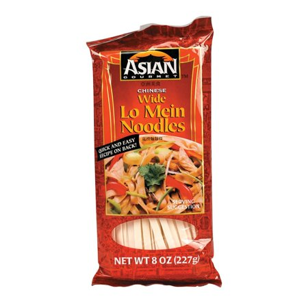 Asian Gourmet Noodles - Lo Mein - pack of 12 - 8