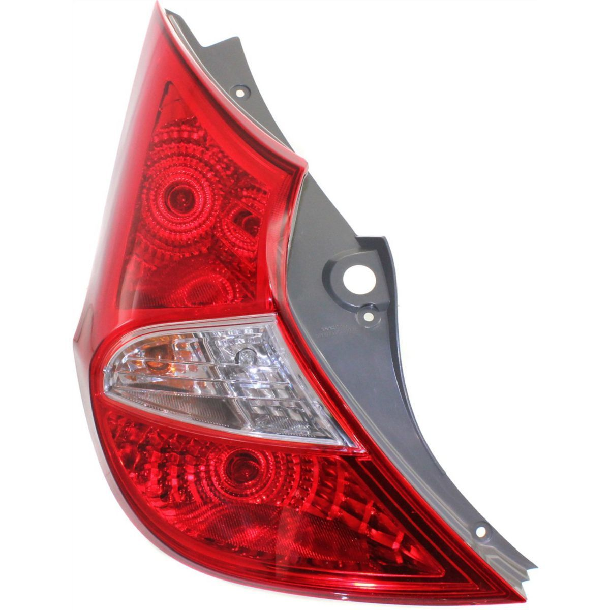 <b> New Tail Light Assembly Driver Side Fits 2012-2014 Accent Hatchback HY2800143 924011R210 <b>