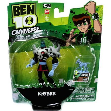 Ben 10 Omniverse Khyber Action Figure (Ben 10 Omniverse Game Creator Galactic Monsters)
