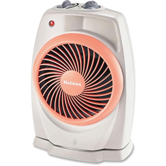Jarden Holmes HFH421-U Pivoting Heater Fan with ViziHeat ...