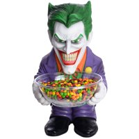 The Joker Candy Bowl and Holder Halloween Decoration