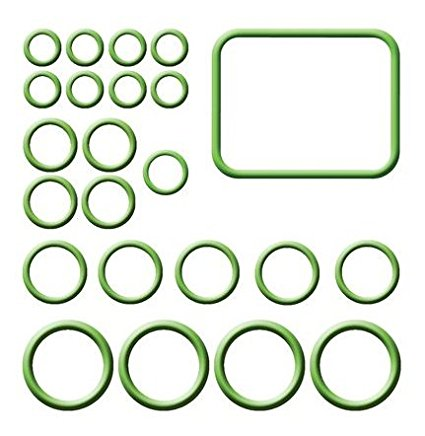 Complete A//C System; Rapid-Seal Tm Seal Kit