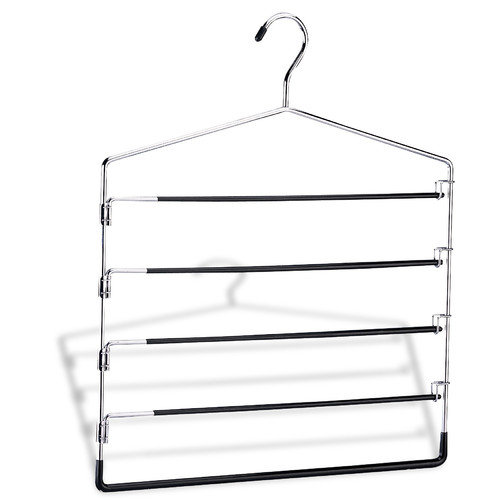 Organize It All 5 Tier Swing Arm Slack Hanger