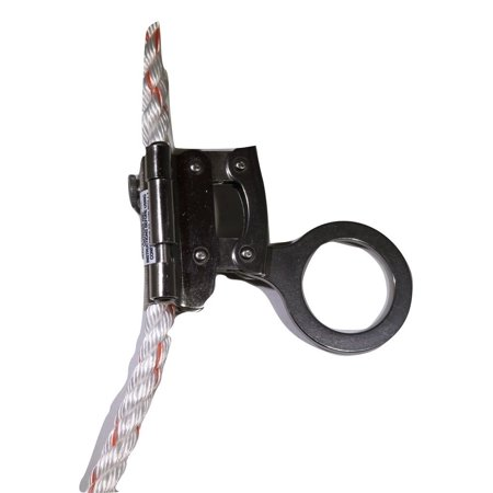 Fall Arrest Rope - Stainless Steel Rope Grab for 5/8