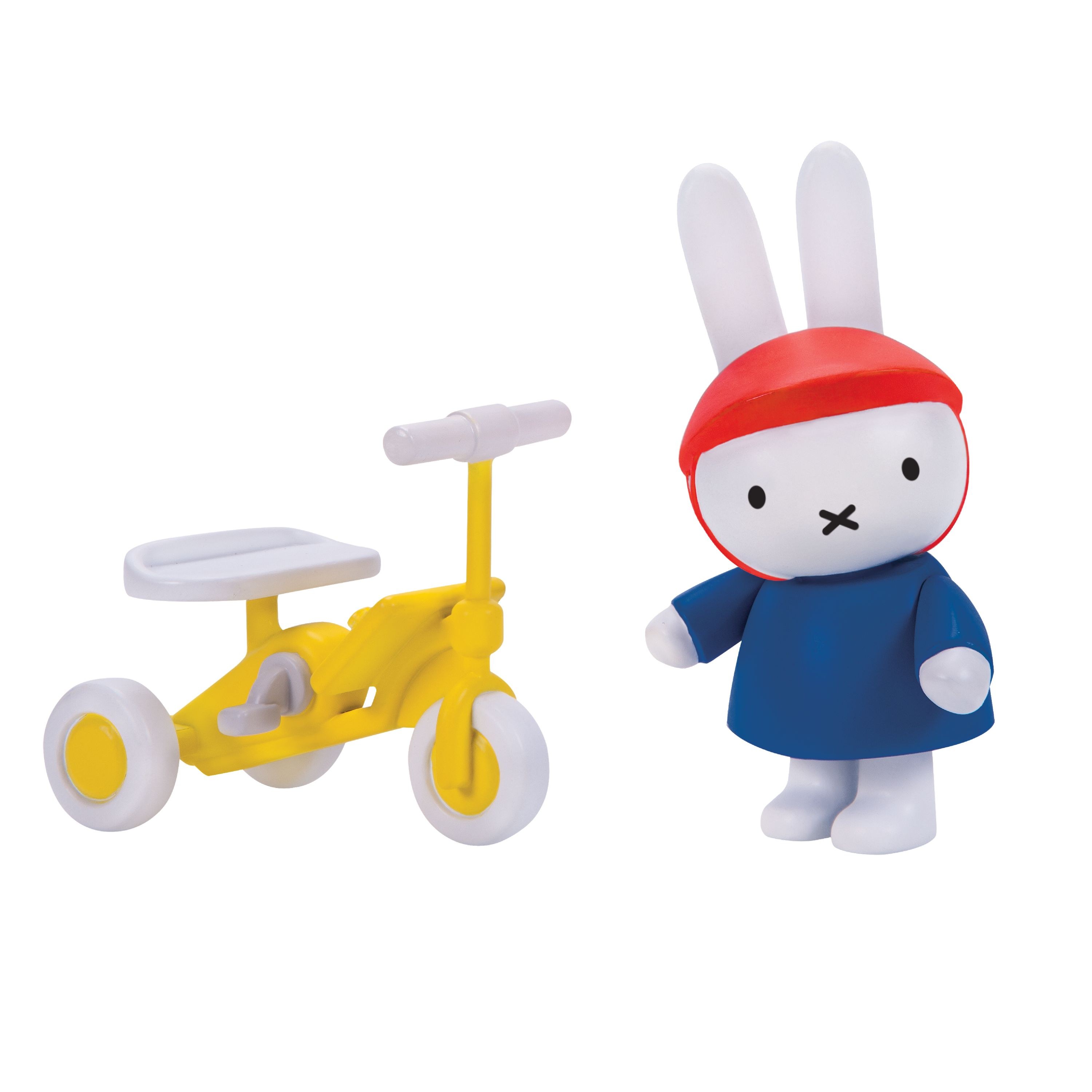 Miffy And Tricycles