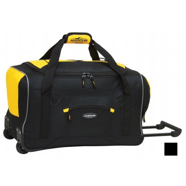 Travelers Club Luggage 57022 410 Adventurer Duffel