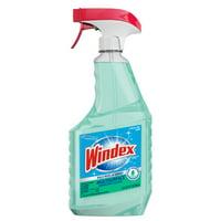 Windex Multi-Surface Disinfectant Cleaner Trigger Bottle, Rainshower, 23 fl oz
