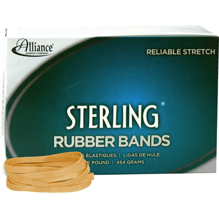 Alliance Sterling Rubber Bands, #64 (3 1/2