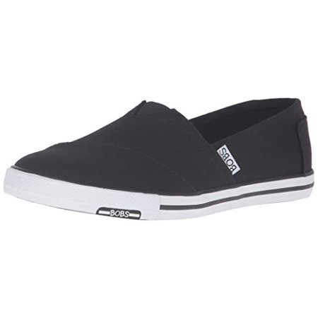 official supplier top fashion available BOBS from Skechers Women's Lotopia Pleasantville Flat, Black