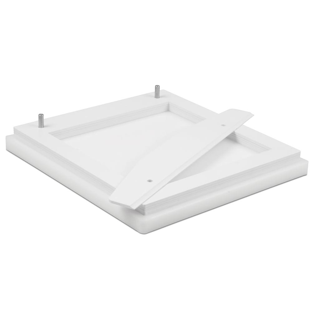 Martellato Mini Ganache Leveling Frame Set -  9.5 x 9.5 inch