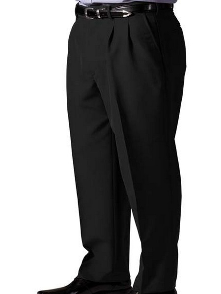 Edwards Garment Men's Pleated Dress Pant