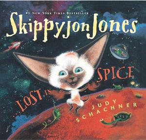 Skippyjon Jones, Lost in Spice - eBook