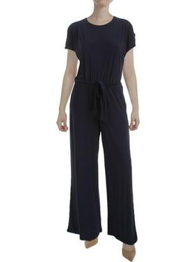 f7d5a583252 Product Image Lauren Ralph Lauren Womens Sancia Cold Shoulder Matte Jersey  Jumpsuit