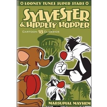 Looney Tunes Super Stars: Sylvester And Hippety Hopper (Full Frame)