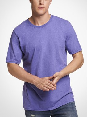 Russell Athletic Men's Essential Cotton Performance Short Sleeve Tee