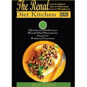 The Renal Diet Kitchen - eBook