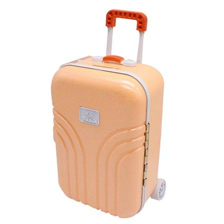 KABOER American Doll Suitcase Cute Trolley Case For Girl Doll Suitcase American Doll Accessories The Kids Best