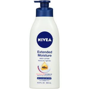 NIVEA Extended Moisture Body Lotion 16.9 fl. oz.