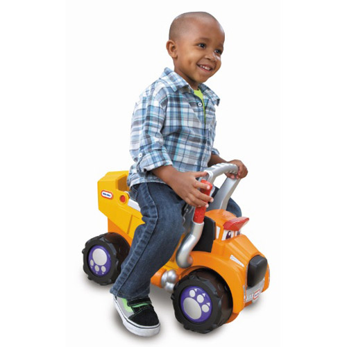 Little Tikes Big Dog Truck Ride-On by MGA Entertainment