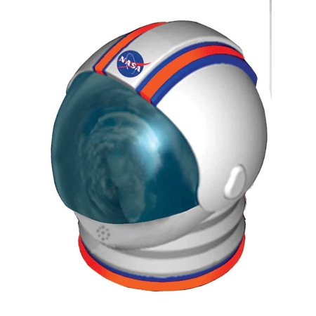 Deluxe Astronaut Helmet Charades 60201 - Walmart.com