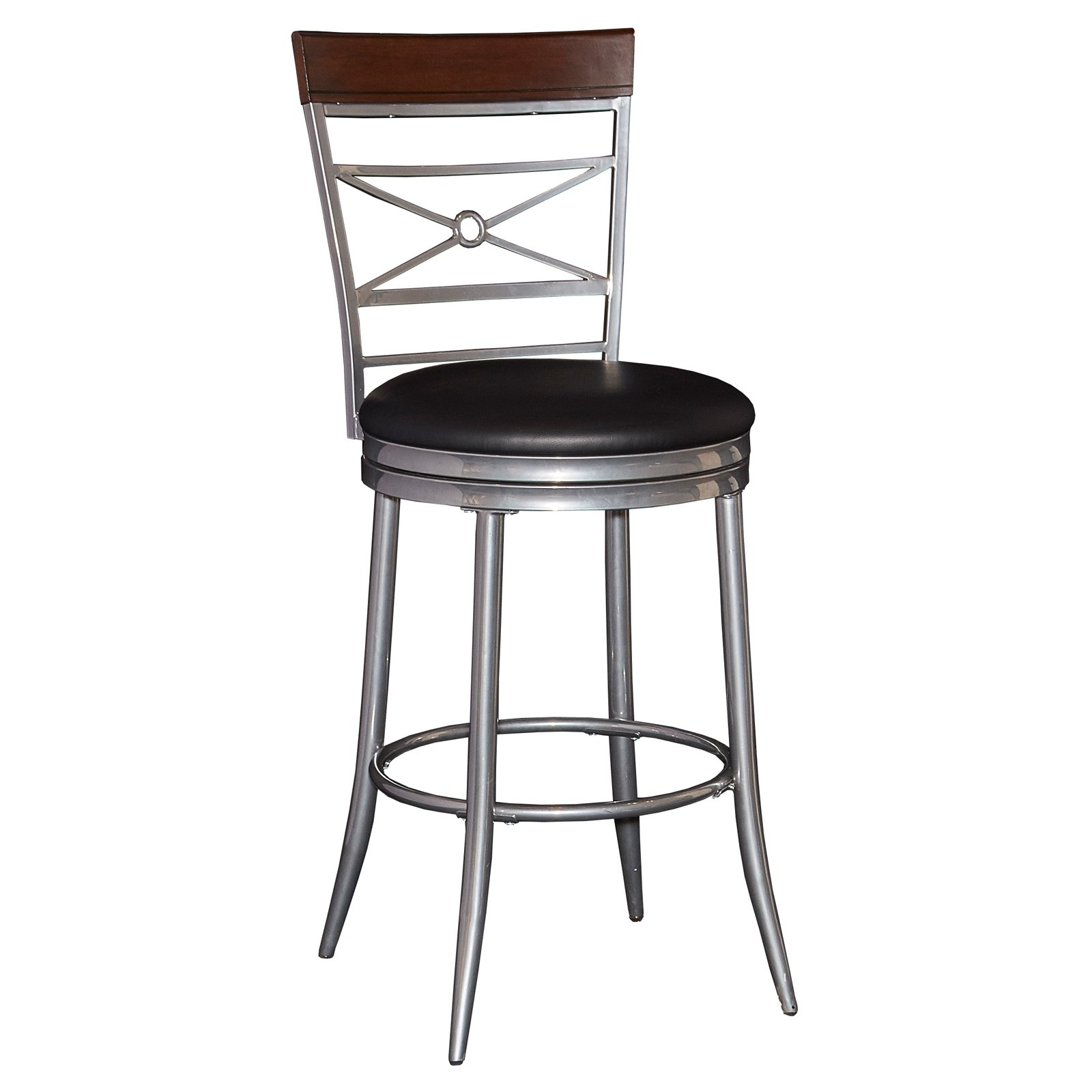 Powell 30 in. Rory Big and Tall Bar Stool by Powell Furniture