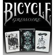 Grimoire Bicycle Deck by US Playing Card - Trick