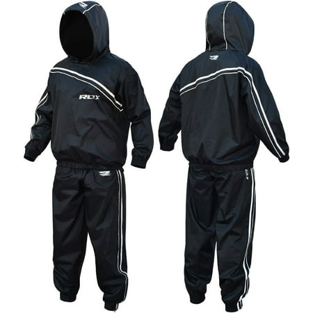 rdx non rip mma sauna sweat suit track weight loss slimmimg fitness