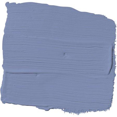 Periwinkle Petal, Violet & Indigo, Paint and Primer, Glidden High Endurance Plus Interior