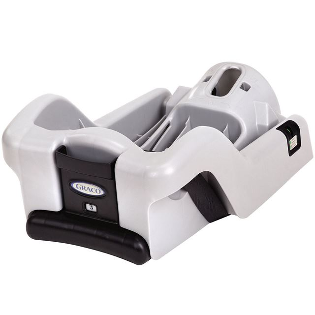 Graco SnugRide Classic Connect 30/35 Infant Car Seat Base - Silver