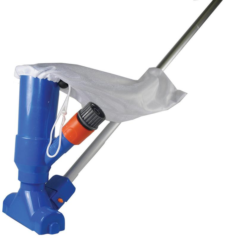 Jed Pool Tools 30-152 Splasher Pool Vacuum