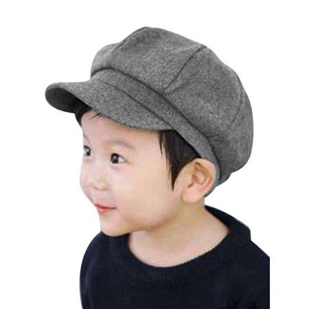 OUMY Baby Kids Infant Boys Girls Dome Octagonal Baseball Hat 49bfbf3f825
